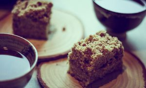 Crumbcake cannelle