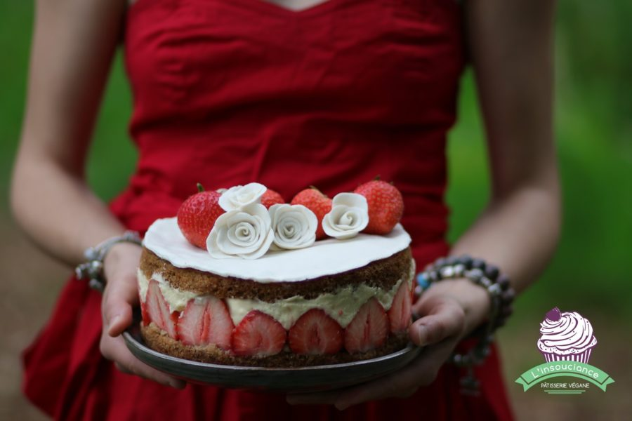 Le fraisier végétal